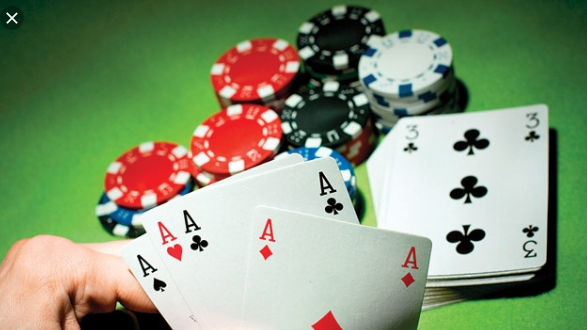 The 4 -2nd Method For Gambling